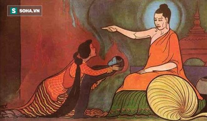 Mất vàng tìm đến nhờ giúp, phú ông được Đức Phật bảo đi tìm 1 người và đạo lý quý hơn vàng - Ảnh 2.