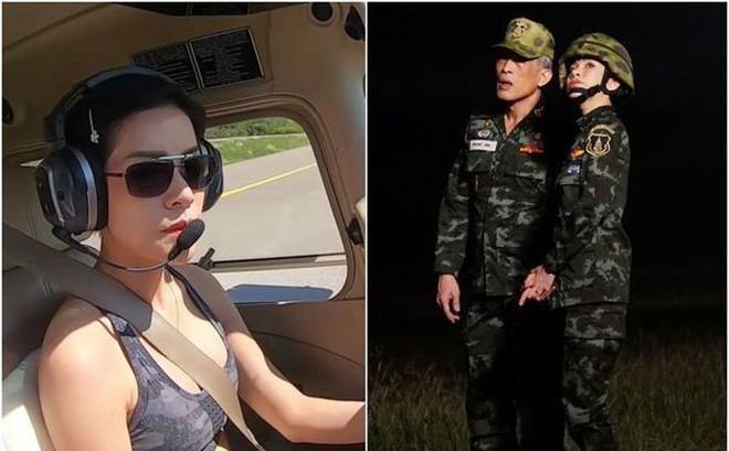 Đăng loạt ảnh chưa từng có về Hoàng quý phi, website hoàng gia Thái Lan bị sập