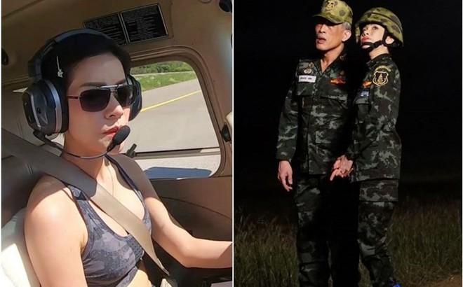 """Chùm ảnh Hoàng quý phi Thái Lan """"đẹp lộng lẫy"""" trên website hoàng gia"""