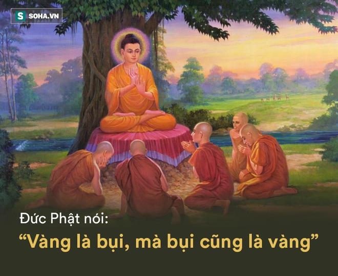 Mất vàng tìm đến nhờ giúp, phú ông được Đức Phật bảo đi tìm 1 người và đạo lý quý hơn vàng - Ảnh 3.