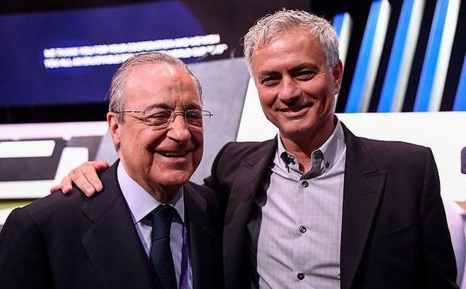 Real Madrid tính chuyện 'tái hôn' với Mourinho?