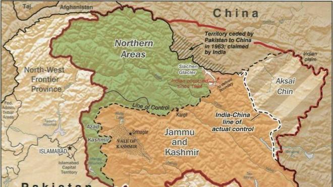 Tự tin vì có TQ chống lưng, Pakistan chuyển quân: Chuẩn bị đột kích Kashmir của Ấn Độ? - Ảnh 1.