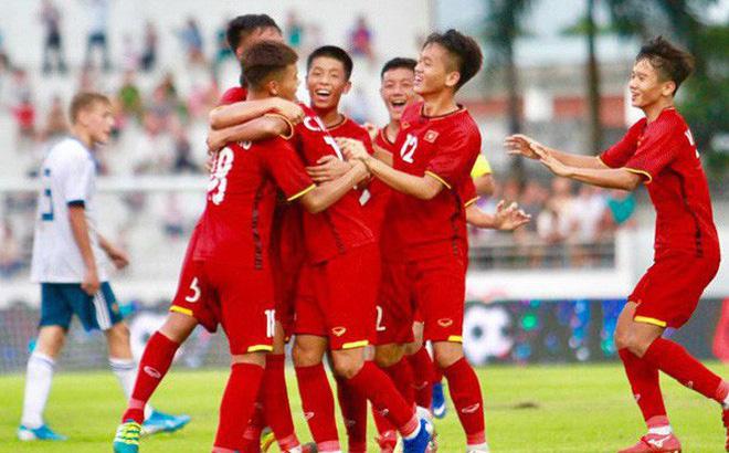 TRỰC TIẾP Giải U15 Quốc tế: U15 Việt Nam vs U15 Myanmar (16h30)