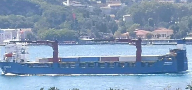 Tàu vận tải quân sự Nga ùn ùn tiếp hàng nóng cho Syria: Trận đánh rất lớn sắp bắt đầu - Ảnh 3.