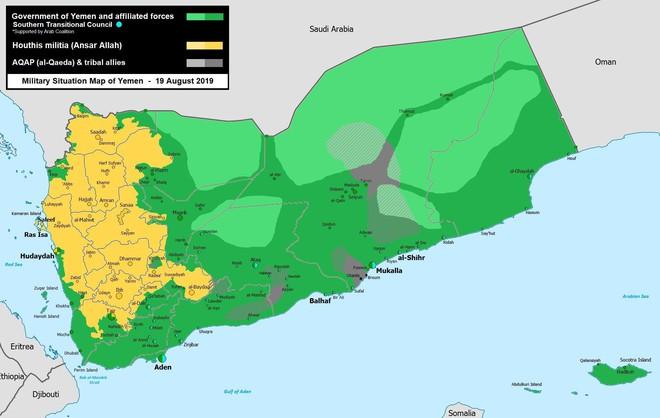 Quân ly khai Yemen sụp đổ: al-Qaeda chuẩn bị tiến vào thành phố chiến lược Aden? - Ảnh 1.