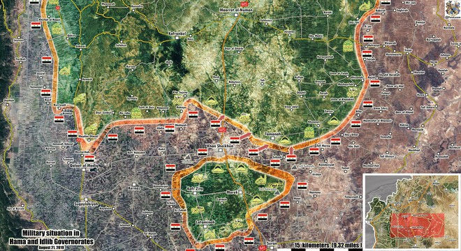 Siêu nồi hầm hình thành ở Trung Đông: Bắt nguồn từ Syria và kết thúc ở Israel? - Ảnh 1.