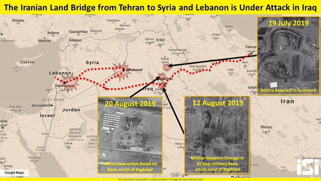 Siêu nồi hầm hình thành ở Trung Đông: Bắt nguồn từ Syria và kết thúc ở Israel? - Ảnh 9.