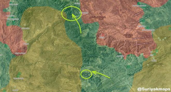 Quân ly khai Yemen sụp đổ: al-Qaeda chuẩn bị tiến vào thành phố chiến lược Aden? - Ảnh 3.