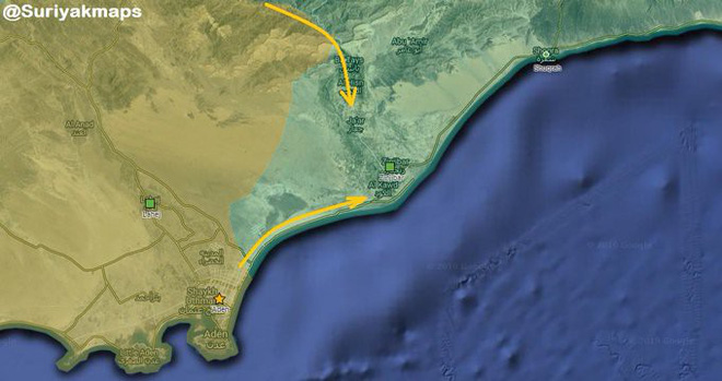 Quân ly khai Yemen sụp đổ: al-Qaeda chuẩn bị tiến vào thành phố chiến lược Aden? - Ảnh 4.