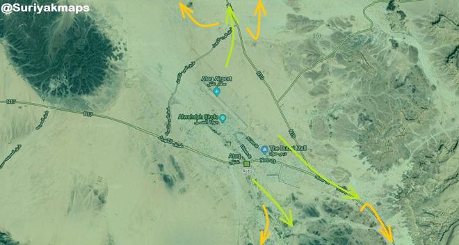 Quân ly khai Yemen sụp đổ: al-Qaeda chuẩn bị tiến vào thành phố chiến lược Aden? - Ảnh 7.