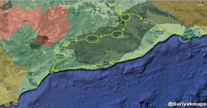 Quân ly khai Yemen sụp đổ: al-Qaeda chuẩn bị tiến vào thành phố chiến lược Aden? - Ảnh 9.