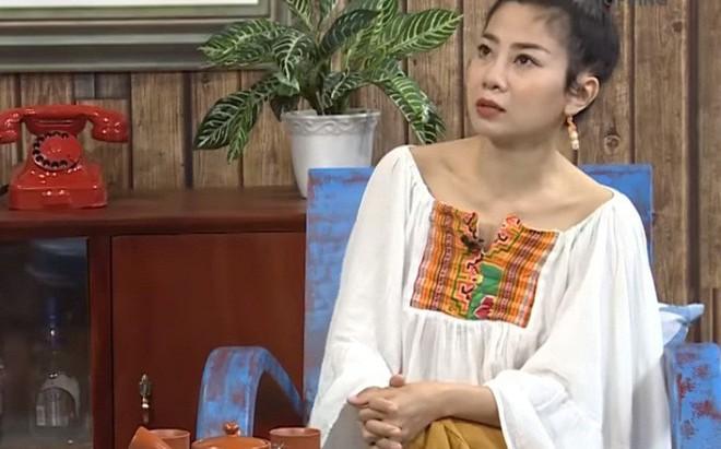 Diễn viên Mai Phương: Mang bầu, tôi phải trốn nhà ra ở riêng
