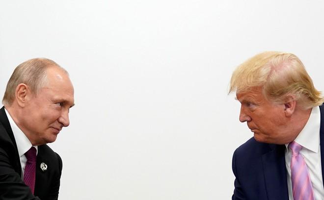 Ông Trump muốn mời Putin đến Mỹ dự Thượng đỉnh G-7, Kremlin từ chối khéo - Ảnh 1.