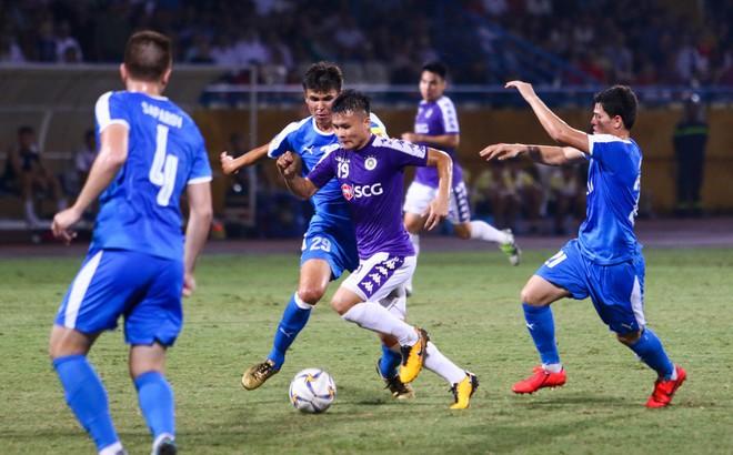 """Khuynh đảo giải châu Á, Hà Nội FC vượt mặt hàng loạt """"đại gia"""" của Hàn Quốc, Nhật Bản"""