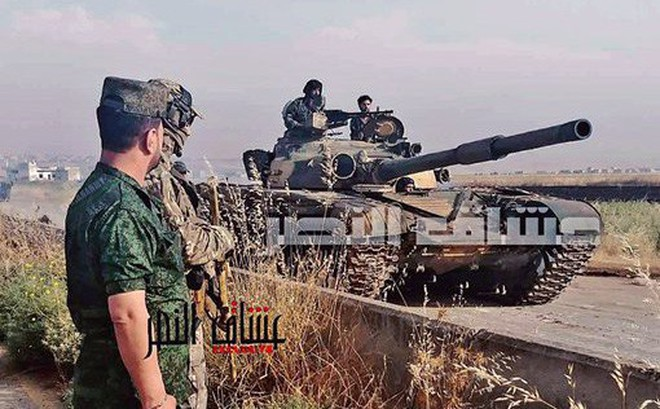 Lực lượng Tiger đổi tên: Lập công tái chiếm liên tiếp 4 khu dân cư ở Idlib, Syria?