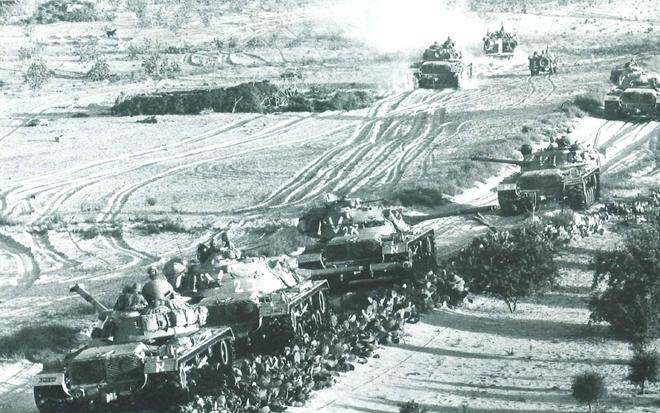 Vì sao thiết giáp Israel chịu thiệt hại nặng trong Chiến tranh 6 ngày? - Ảnh 2.
