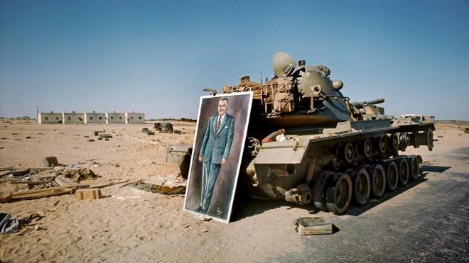 Vì sao thiết giáp Israel chịu thiệt hại nặng trong Chiến tranh 6 ngày? - Ảnh 4.