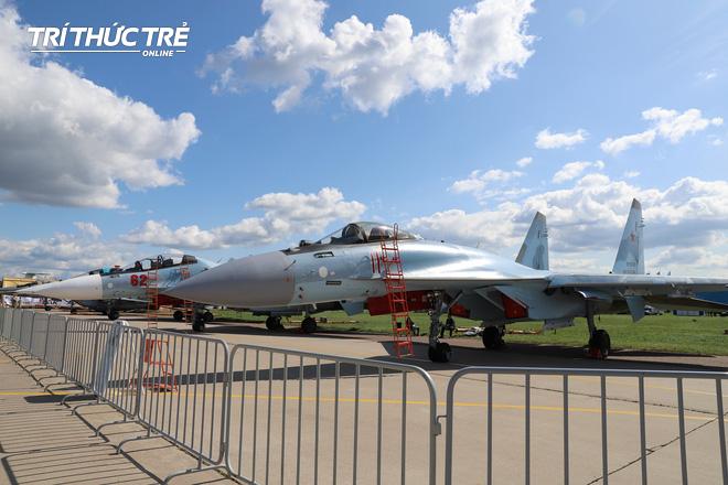 Lãnh đạo cấp cao CNQP Nga: Nếu Việt Nam mua Su-35 và S-400, sẽ không có gì phải lo lắng - Ảnh 2.