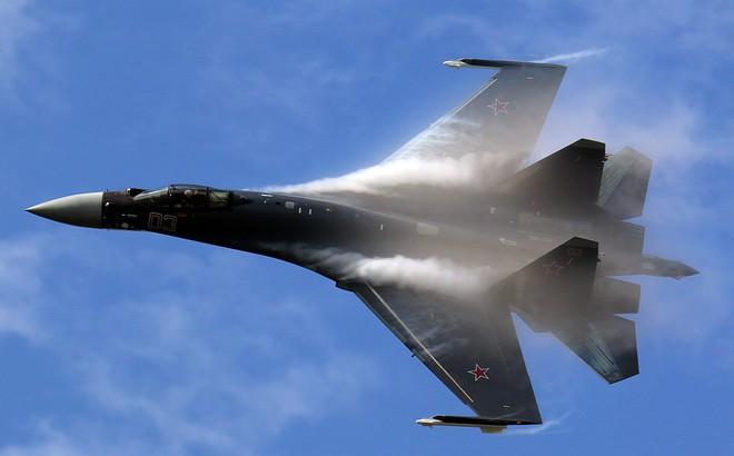 Chưa cần bắn tên lửa, Su-35 Nga đã buộc KQ Israel từ bỏ đợt tấn công Syria vào phút chót
