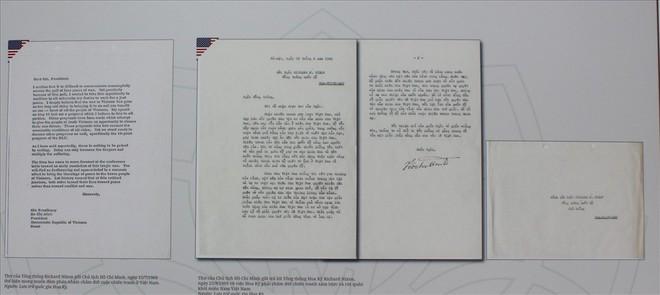 Xúc động với lá thư Bác Hồ gửi Tổng thống Mỹ trước khi qua đời 8 ngày - Ảnh 2.