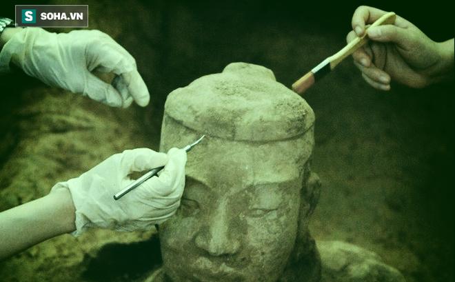 Tìm thấy chiến binh đất nung kỳ lạ nhất trong lăng mộ Tần Thủy Hoàng: Giới khảo cổ bất ngờ