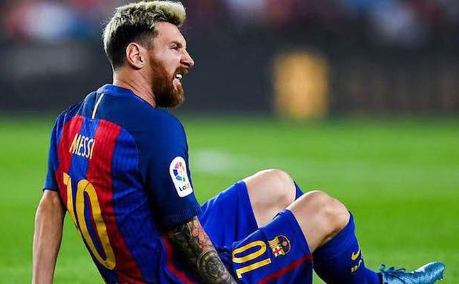 Chấn thương diễn biến xấu, Messi chưa hẹn ngày tái xuất