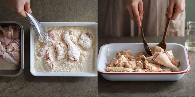 Cả nhà tôi ai cũng mê món gà rim mặn ngọt kiểu Hàn, mỗi lần có món này là nồi cơm hết bay trong nháy mắt - Ảnh 3.