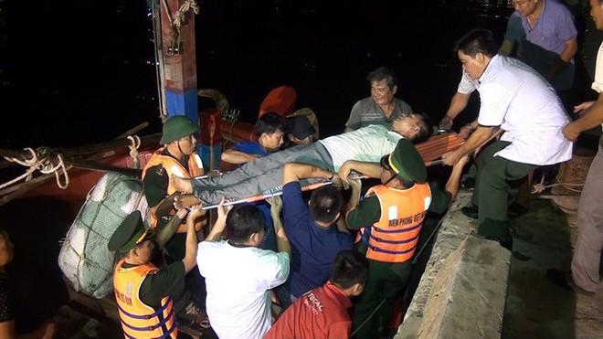 Hơn 150 tàu cá Quảng Bình nằm trong vùng nguy hiểm bão số 4 - Ảnh 4.