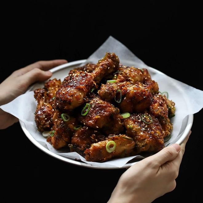Cả nhà tôi ai cũng mê món gà rim mặn ngọt kiểu Hàn, mỗi lần có món này là nồi cơm hết bay trong nháy mắt - Ảnh 6.