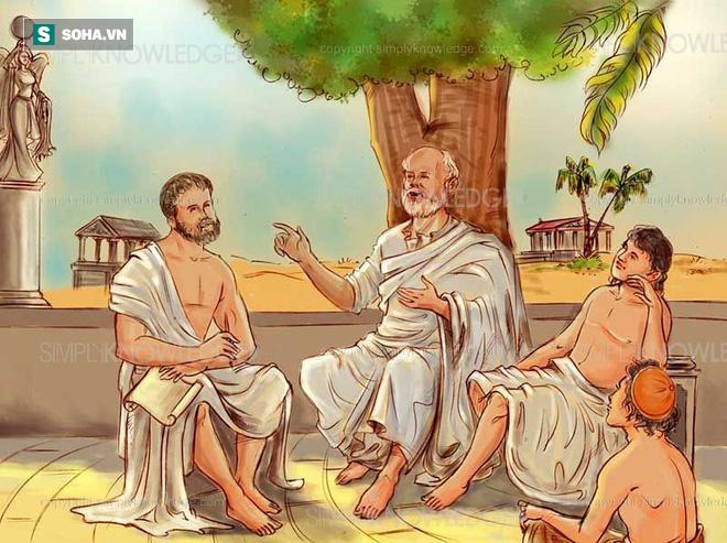 Bị phán là kẻ xấu xa đủ đường, triết gia nổi tiếng Socrates còn tặng thưởng cho nhà chiêm tinh học và lý do đáng nể đằng sau - Ảnh 1.