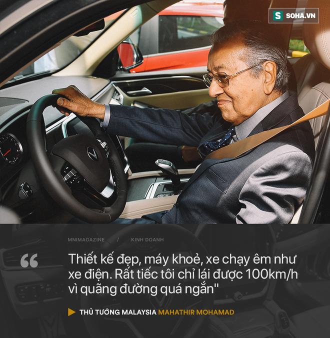 Tuổi U100 của Thủ tướng Malaysia và tốc độ 100km/h trên đất Việt - Ảnh 2.