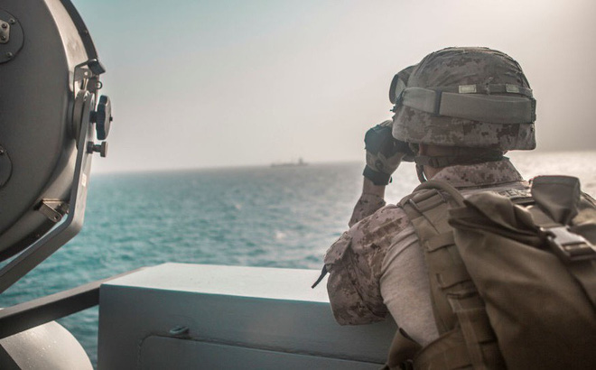 """Iran tự tin: Liên minh quân sự do Mỹ dẫn đầu ở Vịnh Ba Tư """"chết từ trong trứng nước""""?"""