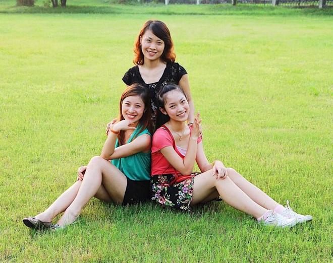 Nhà có 3 nàng tiên phiên bản hot girl Việt: Xinh đẹp đã là gì, thi hoa hậu rồi học vấn thạc sĩ, tiến sĩ có đủ luôn - Ảnh 5.