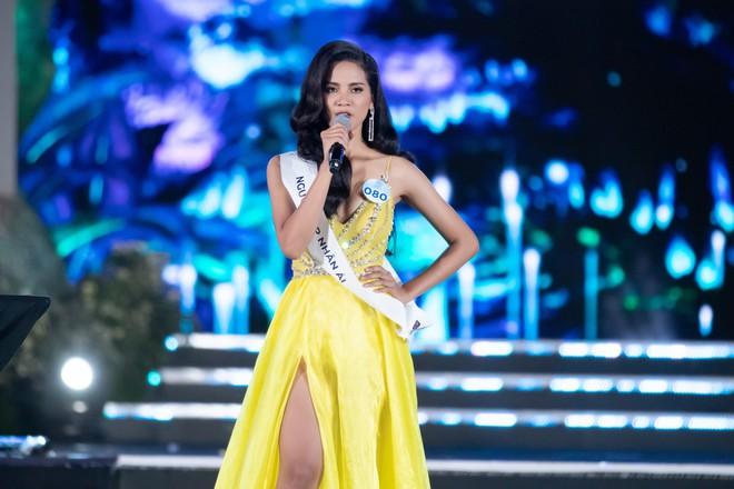 Người đẹp sinh năm 2000 - Lương Thùy Linh đăng quang Hoa hậu Thế giới Việt Nam 2019 - Ảnh 5.