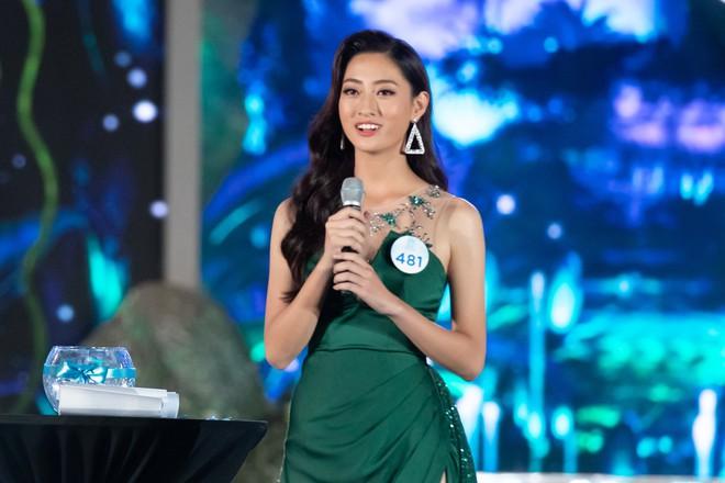 Người đẹp sinh năm 2000 - Lương Thùy Linh đăng quang Hoa hậu Thế giới Việt Nam 2019 - Ảnh 9.