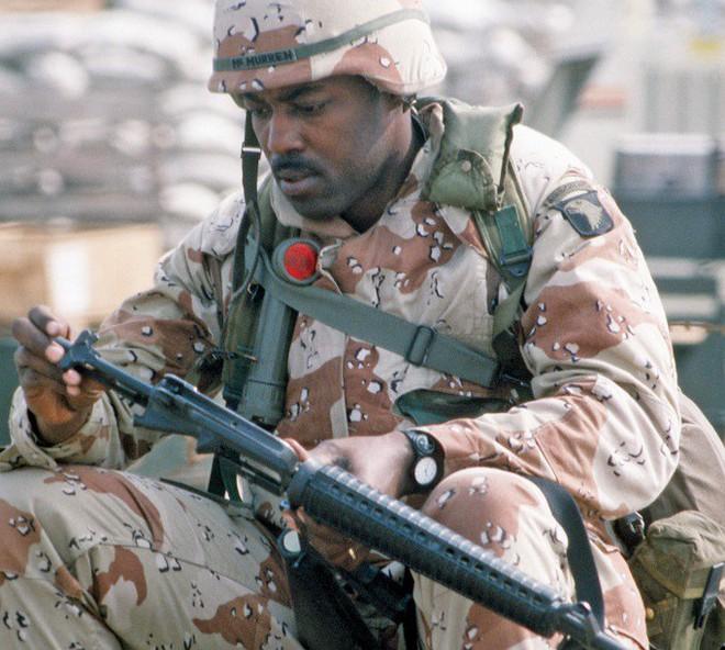 Thai nghén ở Hoa Kỳ, khai sinh ở VN: Tại sao lính Mỹ không thể bỏ rơi khẩu súng này? - Ảnh 3.