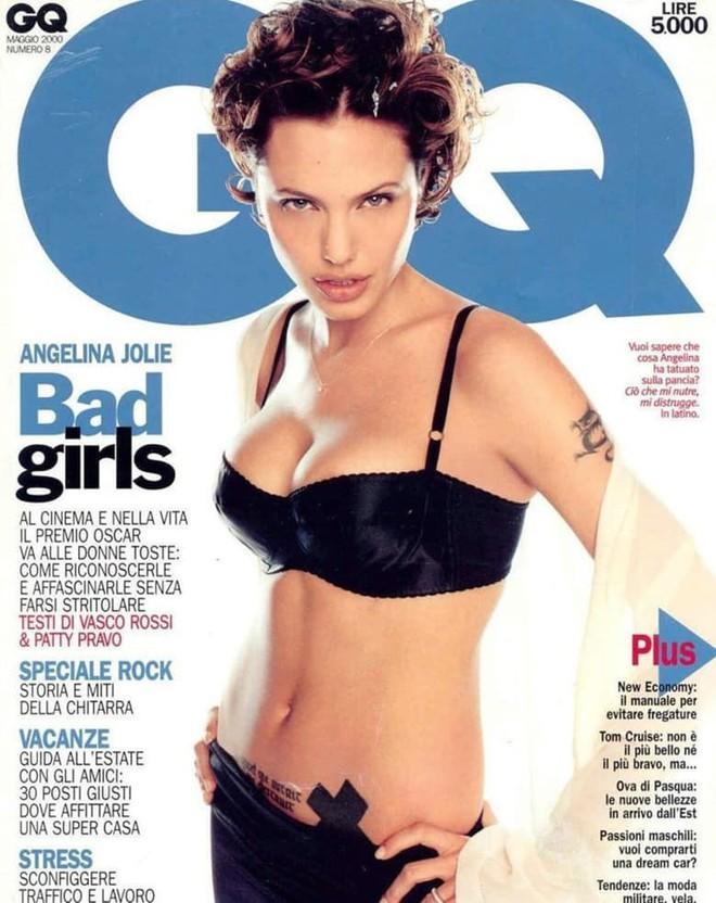 Trước khi xuất hiện với diện mạo gầy gò, Angelina Jolie từng khiến vạn người mê mẩn nhờ vẻ ngoài nóng bỏng tràn đầy sức sống đến thế này - Ảnh 8.