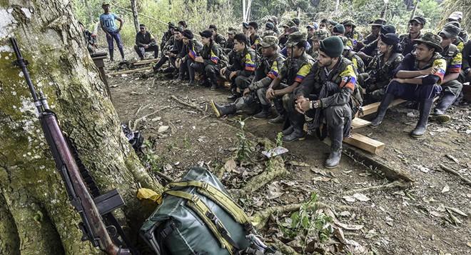 Du kích FARC tuyên chiến: Chính phủ Colombia phản ứng yếu ớt bằng lệnh bắt của tòa án? - Ảnh 1.