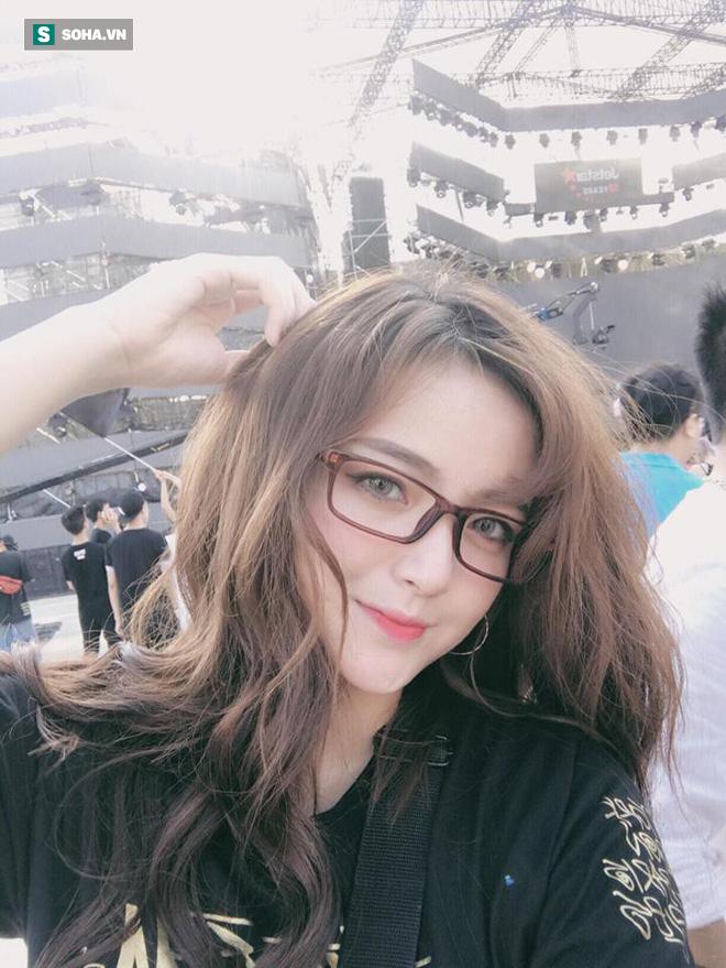 Hot girl EDM xinh như gái Tây, từng thuê xe đạp điện đi ship hàng quanh Thái Nguyên - ảnh 1