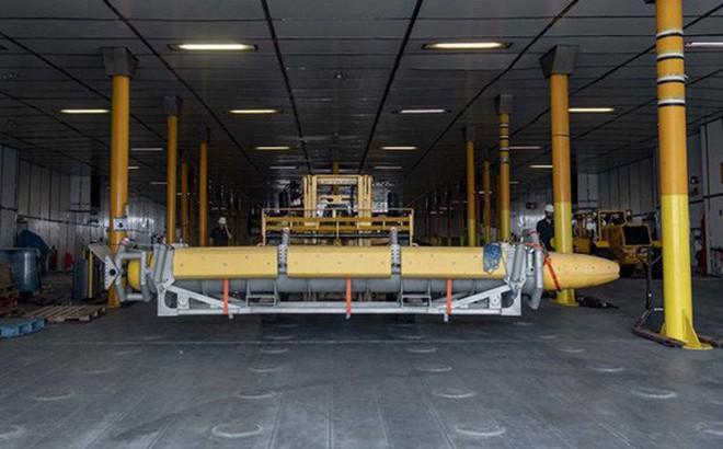Mỹ sản xuất các thiết bị lặn không người lái