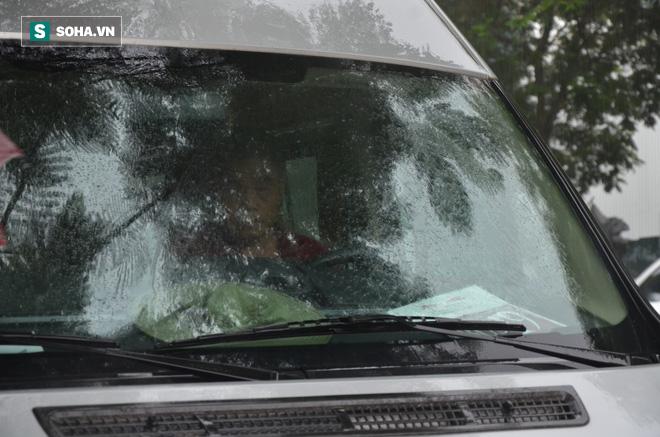 [Nóng] Tài xế Doãn Qúy Phiến lái xe thực nghiệm hiện trường vụ cháu bé trường Gateway tử vong - Ảnh 7.