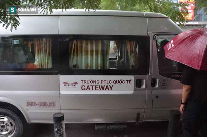 [Nóng] Tài xế Doãn Qúy Phiến lái xe thực nghiệm hiện trường vụ cháu bé trường Gateway tử vong - Ảnh 8.