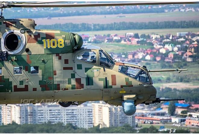 Nga cấp tốc thử nghiệm trực thăng Mi-35P sau thất bại của Mi-35M tại Syria - ảnh 2