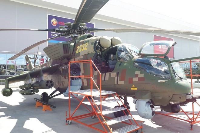 Nga cấp tốc thử nghiệm trực thăng Mi-35P sau thất bại của Mi-35M tại Syria - ảnh 11