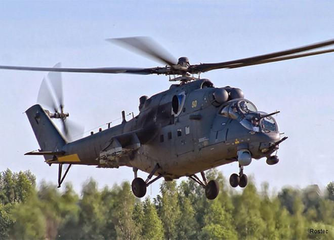 Nga cấp tốc thử nghiệm trực thăng Mi-35P sau thất bại của Mi-35M tại Syria - ảnh 12