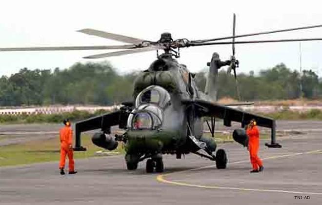 Nga cấp tốc thử nghiệm trực thăng Mi-35P sau thất bại của Mi-35M tại Syria - ảnh 14