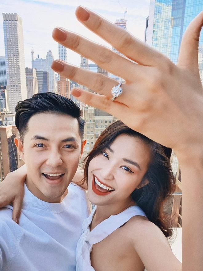 Đông Nhi - Ông Cao Thắng xuất hiện tại bệnh viện trước đám cưới, cặp đôi đã có tin vui? - Ảnh 3.