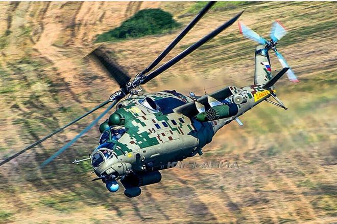 Nga cấp tốc thử nghiệm trực thăng Mi-35P sau thất bại của Mi-35M tại Syria - ảnh 3