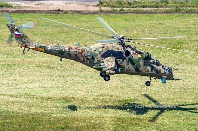 Nga cấp tốc thử nghiệm trực thăng Mi-35P sau thất bại của Mi-35M tại Syria - ảnh 4