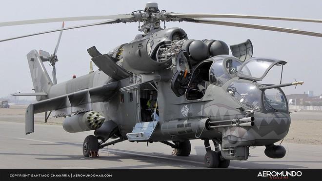 Nga cấp tốc thử nghiệm trực thăng Mi-35P sau thất bại của Mi-35M tại Syria - ảnh 7